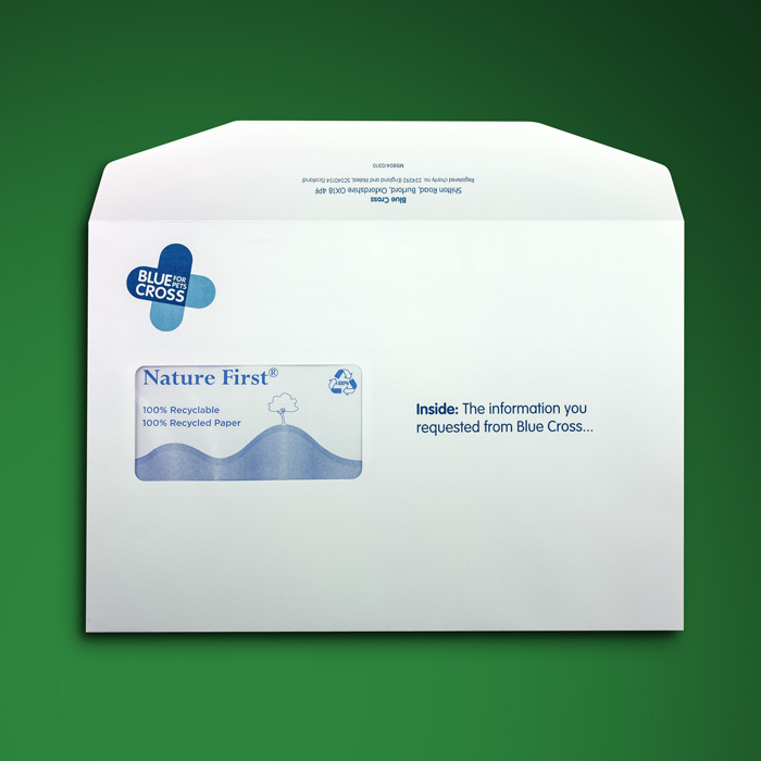 printed direct mail envelopes